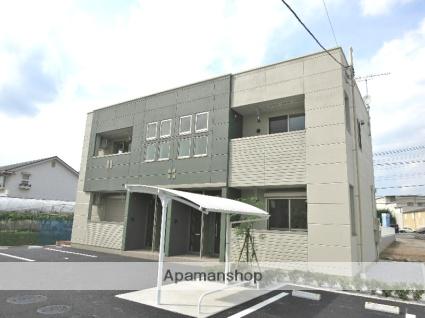 埼玉県飯能市、東飯能駅徒歩16分の築3年 2階建の賃貸アパート
