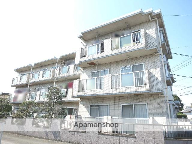 埼玉県入間市、入間市駅徒歩9分の築30年 3階建の賃貸マンション