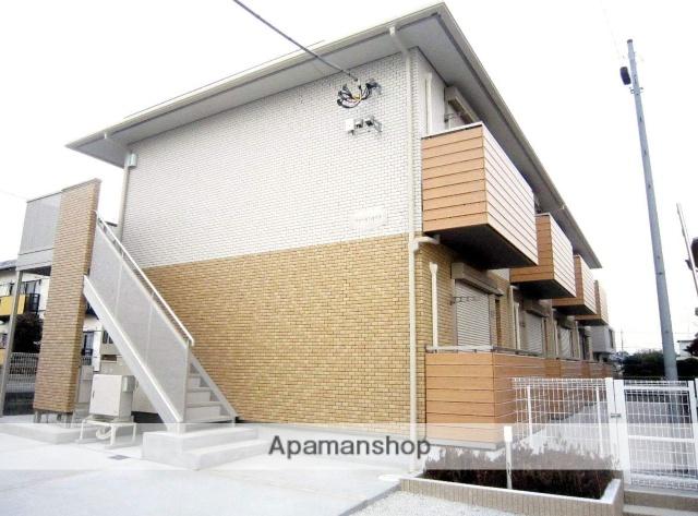 埼玉県入間市、東飯能駅徒歩29分の築4年 2階建の賃貸アパート
