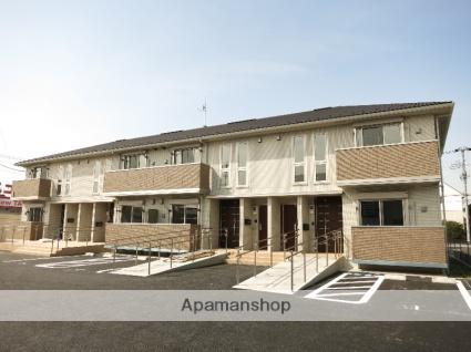埼玉県入間市、東飯能駅徒歩27分の築2年 2階建の賃貸アパート