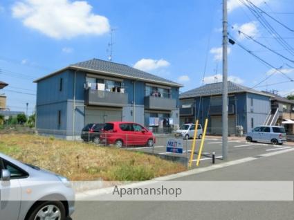 埼玉県日高市、高麗川駅徒歩10分の築10年 2階建の賃貸アパート