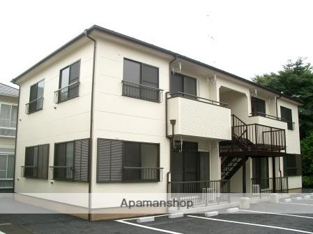 埼玉県入間市、稲荷山公園駅徒歩25分の築10年 2階建の賃貸アパート