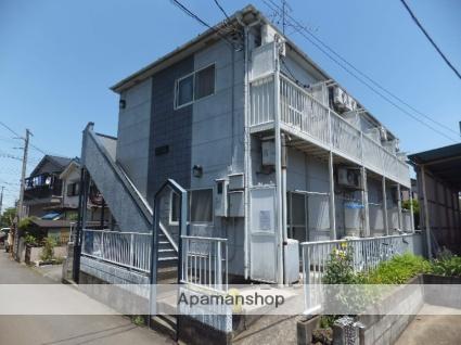 埼玉県狭山市、稲荷山公園駅徒歩23分の築27年 2階建の賃貸アパート