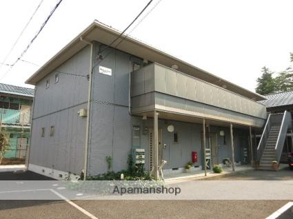 埼玉県入間市、稲荷山公園駅徒歩22分の築12年 2階建の賃貸アパート