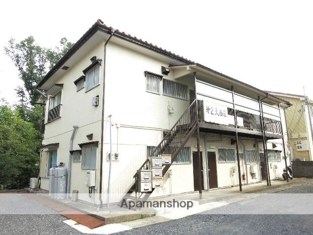 埼玉県入間市、入間市駅徒歩19分の築38年 2階建の賃貸アパート