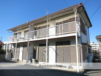 埼玉県入間市、入間市駅徒歩23分の築31年 2階建の賃貸アパート