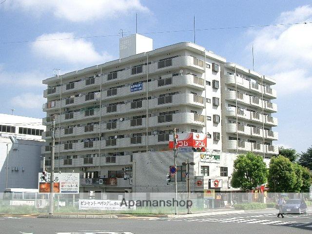 埼玉県入間市、入間市駅徒歩1分の築31年 8階建の賃貸マンション