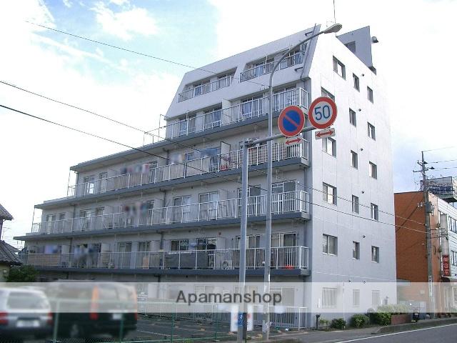 埼玉県入間市、仏子駅徒歩15分の築27年 6階建の賃貸マンション