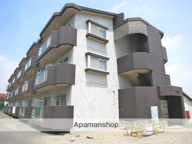 埼玉県入間市、入間市駅徒歩15分の築30年 3階建の賃貸マンション