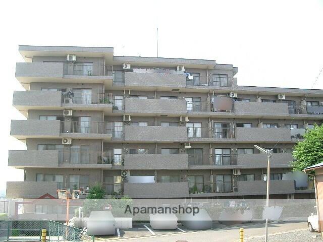 埼玉県入間市、入間市駅徒歩15分の築23年 7階建の賃貸マンション