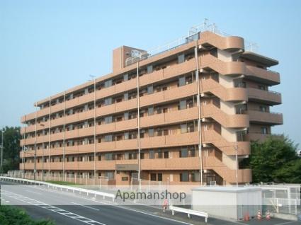 埼玉県入間市、入間市駅徒歩17分の築24年 7階建の賃貸マンション