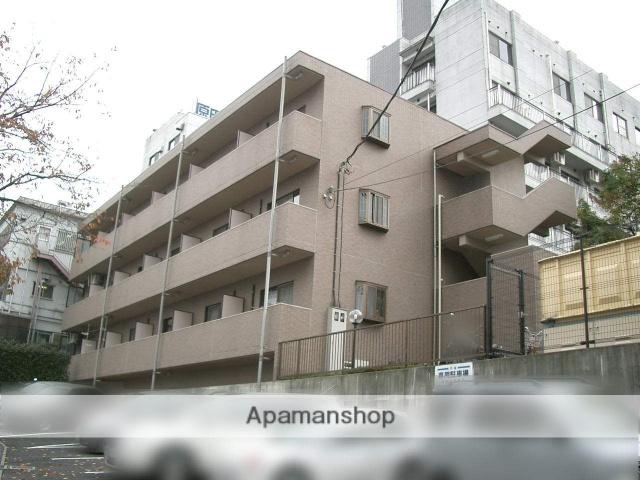 埼玉県入間市、入間市駅徒歩8分の築18年 3階建の賃貸マンション