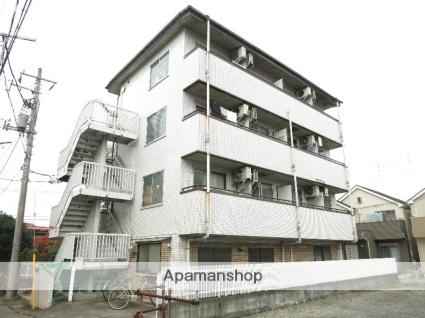 埼玉県入間市、入間市駅徒歩13分の築28年 4階建の賃貸マンション