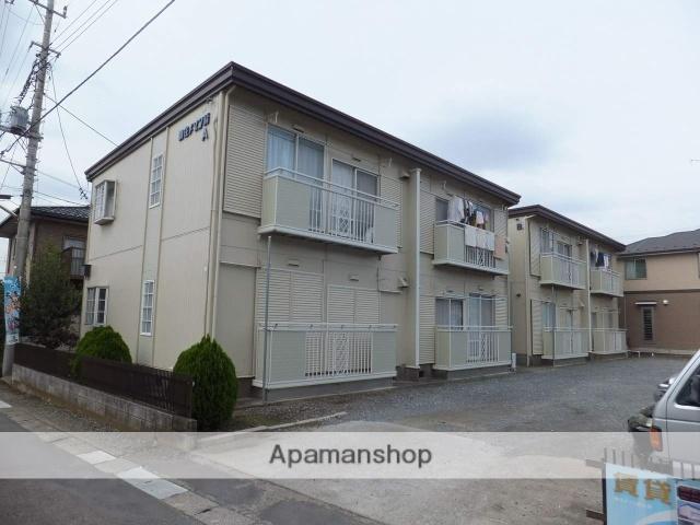 埼玉県狭山市、狭山市駅徒歩15分の築29年 2階建の賃貸アパート