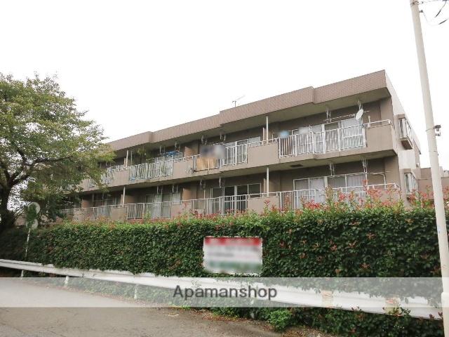 埼玉県入間市、稲荷山公園駅徒歩19分の築22年 4階建の賃貸マンション