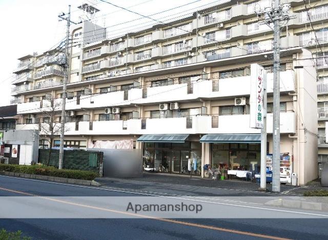 埼玉県入間市、稲荷山公園駅徒歩26分の築27年 3階建の賃貸マンション