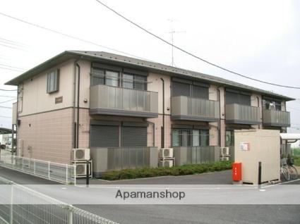 埼玉県入間市、入間市駅西武バスバス15分入間市博物館下車後徒歩12分の築14年 2階建の賃貸アパート