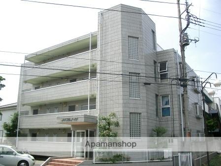 埼玉県入間市、入間市駅徒歩15分の築22年 4階建の賃貸マンション