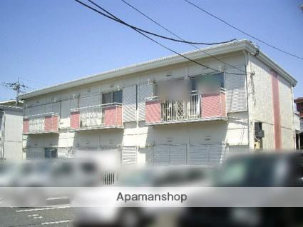 埼玉県入間市、稲荷山公園駅徒歩26分の築30年 2階建の賃貸アパート