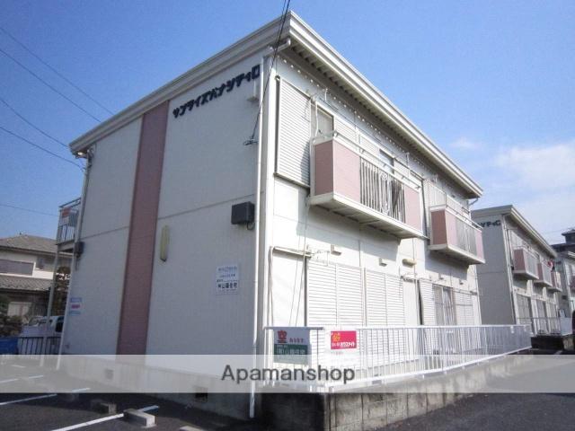 埼玉県入間市、稲荷山公園駅徒歩26分の築29年 2階建の賃貸アパート