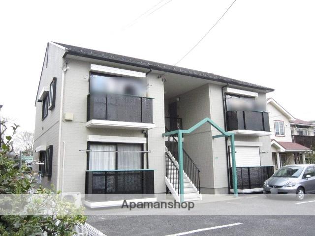 埼玉県入間市、入間市駅徒歩9分の築21年 2階建の賃貸アパート