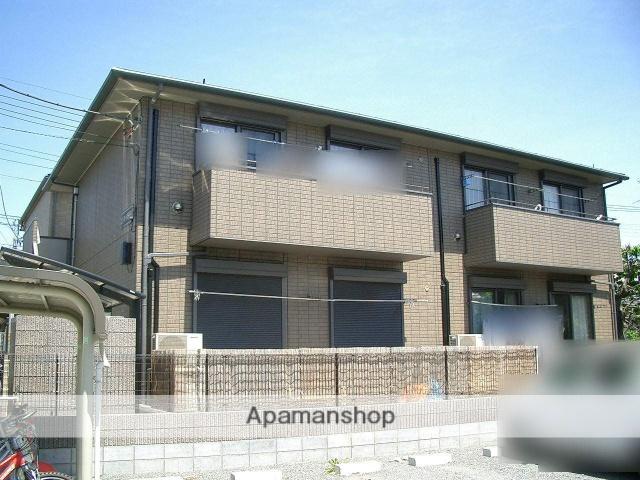 埼玉県入間市、仏子駅徒歩15分の築12年 2階建の賃貸アパート