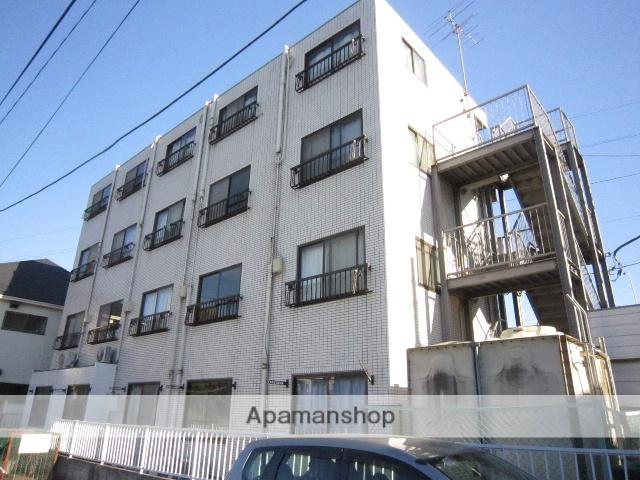 埼玉県入間市、入間市駅徒歩30分の築26年 4階建の賃貸マンション