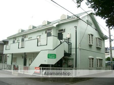 埼玉県入間市、入間市駅徒歩15分の築28年 2階建の賃貸アパート
