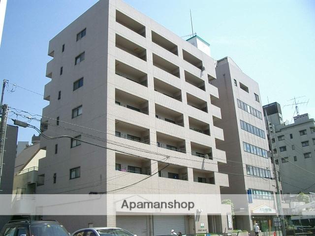 埼玉県入間市、入間市駅徒歩4分の築28年 7階建の賃貸マンション