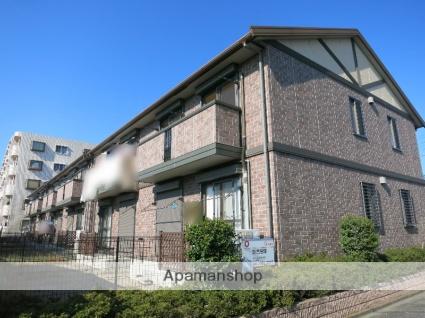埼玉県飯能市、飯能駅徒歩12分の築11年 2階建の賃貸アパート