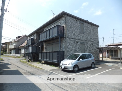 埼玉県日高市、武蔵高萩駅徒歩29分の築10年 2階建の賃貸アパート