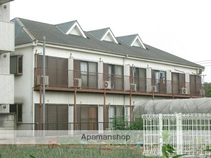 埼玉県入間市、仏子駅徒歩13分の築27年 2階建の賃貸アパート
