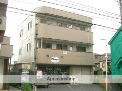 埼玉県入間市、入間市駅徒歩10分の築26年 3階建の賃貸マンション