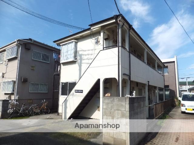 埼玉県狭山市、入曽駅徒歩30分の築30年 2階建の賃貸アパート