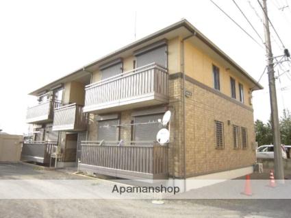 埼玉県飯能市、元加治駅徒歩22分の築9年 2階建の賃貸アパート