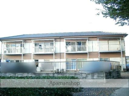 埼玉県飯能市、元加治駅徒歩15分の築30年 2階建の賃貸アパート