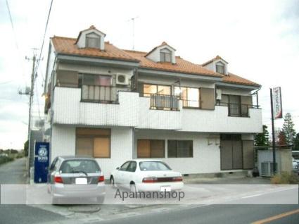 埼玉県狭山市、入曽駅徒歩15分の築25年 2階建の賃貸アパート