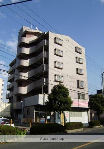埼玉県狭山市、狭山市駅徒歩4分の築19年 6階建の賃貸マンション