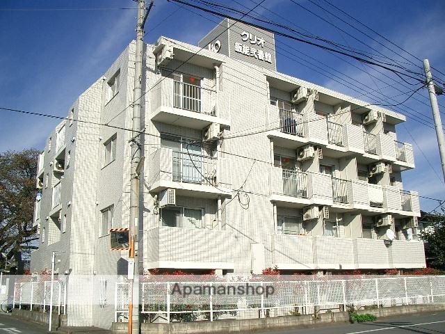 埼玉県飯能市、飯能駅徒歩11分の築25年 4階建の賃貸マンション