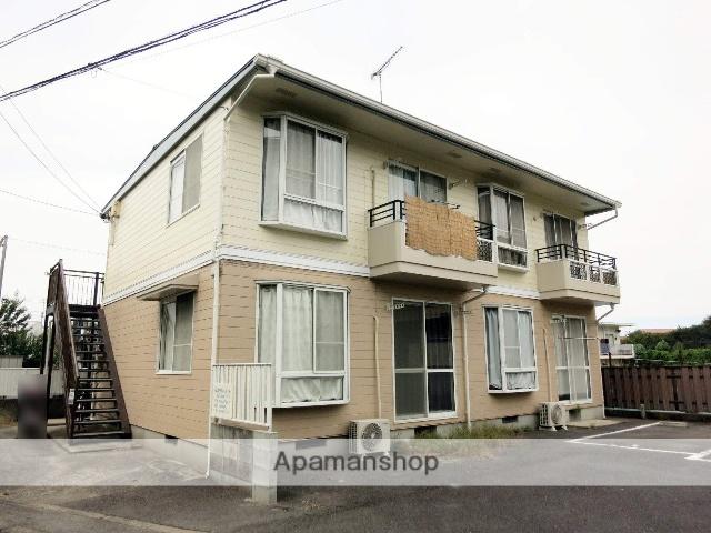 埼玉県入間市、稲荷山公園駅徒歩16分の築26年 2階建の賃貸アパート