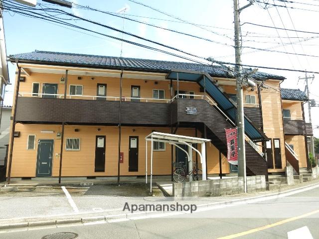 埼玉県入間市、狭山ヶ丘駅徒歩26分の築25年 2階建の賃貸アパート