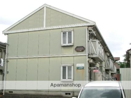 埼玉県入間市、入間市駅徒歩11分の築26年 2階建の賃貸アパート
