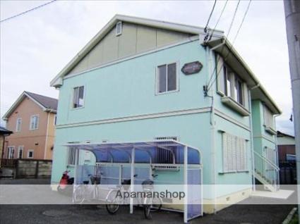 埼玉県狭山市、狭山市駅徒歩20分の築26年 2階建の賃貸アパート