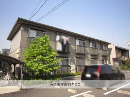 埼玉県飯能市、東飯能駅徒歩11分の築17年 2階建の賃貸アパート