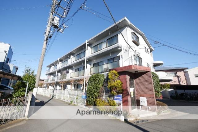 埼玉県狭山市、狭山市駅徒歩7分の築26年 3階建の賃貸マンション