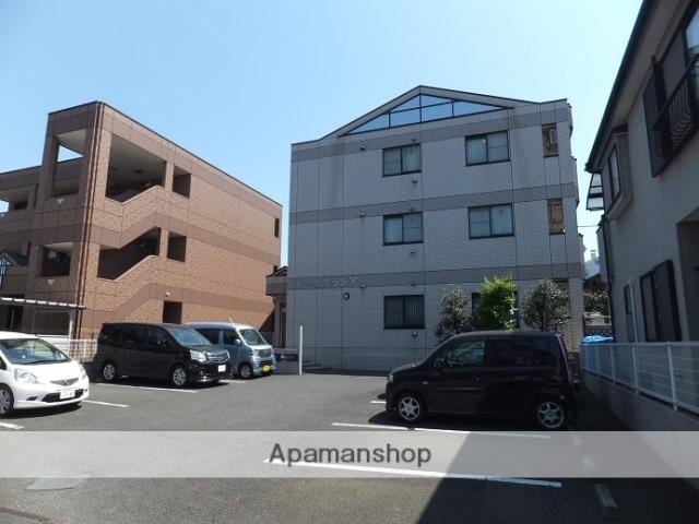 埼玉県狭山市、狭山市駅徒歩8分の築20年 3階建の賃貸マンション