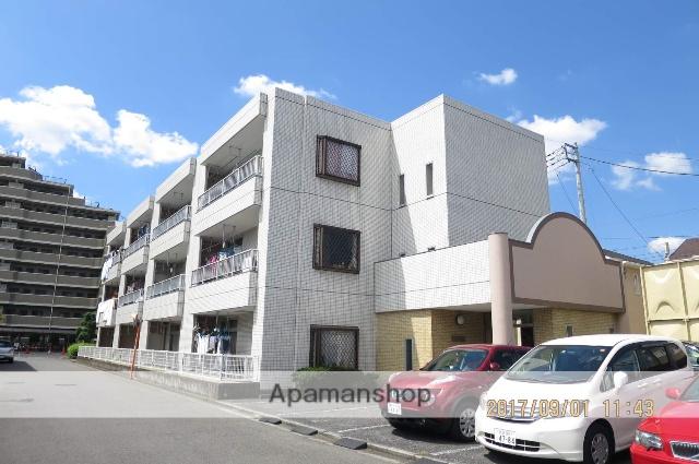 埼玉県狭山市、狭山市駅徒歩12分の築27年 3階建の賃貸マンション