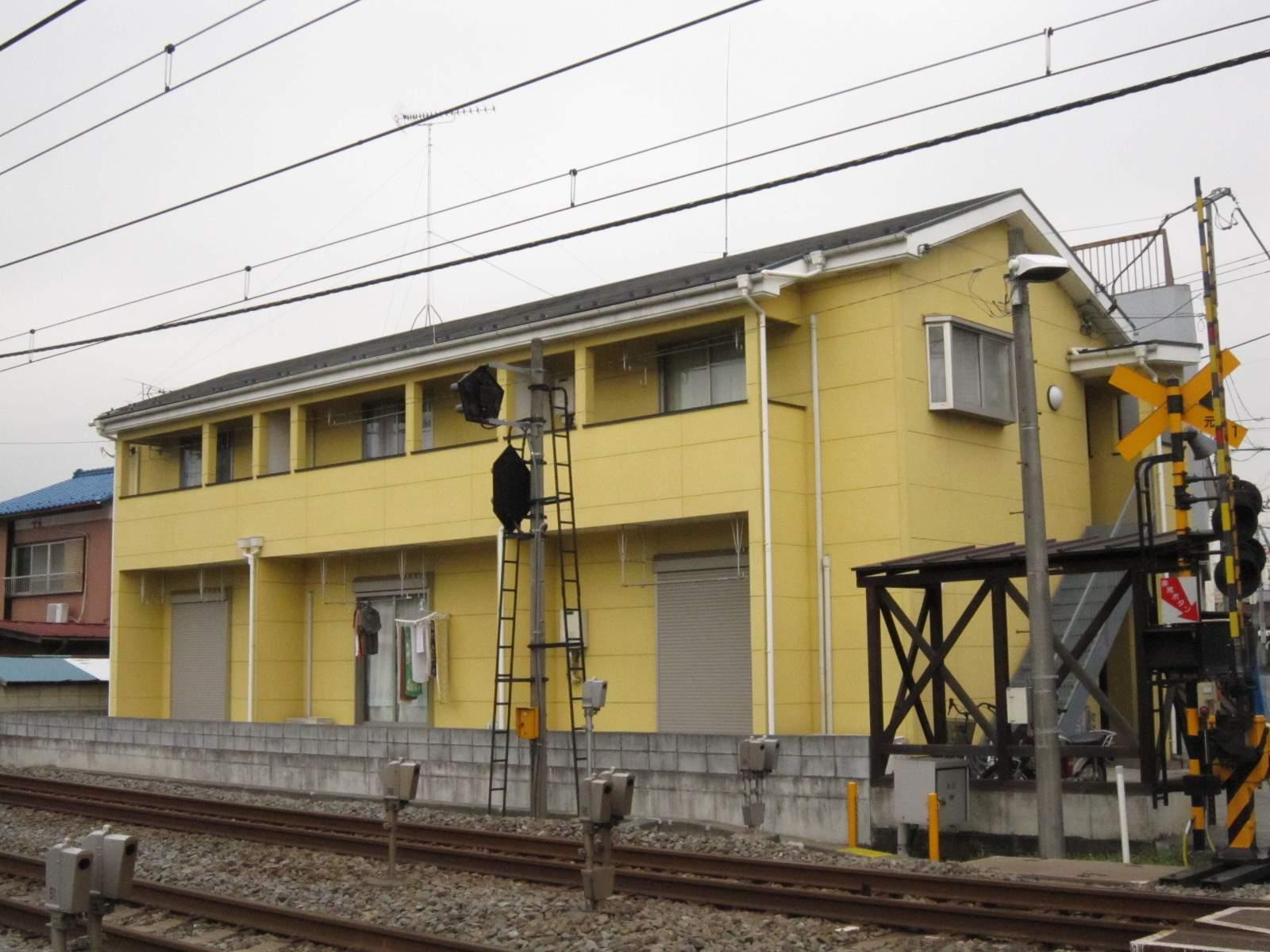 埼玉県飯能市、東飯能駅徒歩9分の築13年 2階建の賃貸アパート