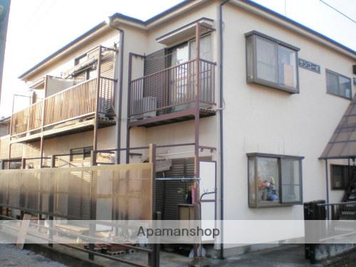 埼玉県狭山市、狭山市駅徒歩9分の築30年 2階建の賃貸アパート