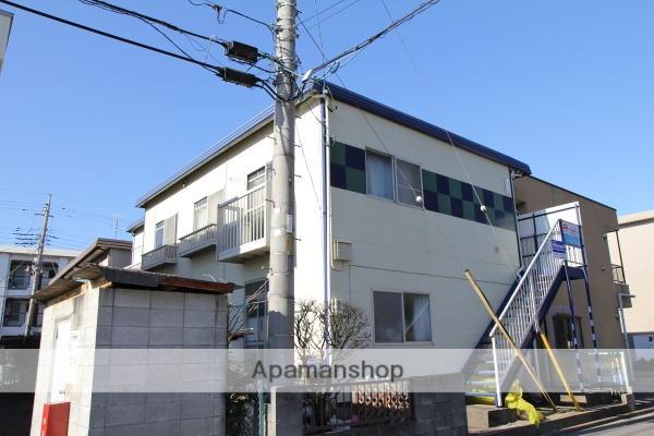 埼玉県狭山市、稲荷山公園駅徒歩33分の築30年 2階建の賃貸アパート